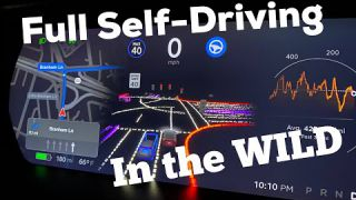 Tesla Full Self Driving Beta Test Drive